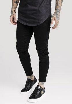 SIKSILK - NON RIP - Jeans Skinny Fit - black