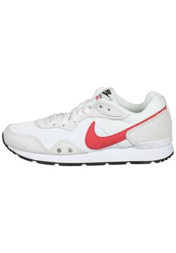 Nike Sportswear - Baskets basses - white / siren red / black