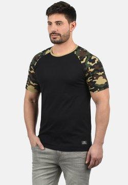 Solid - CAHIL - T-Shirt print - black dust