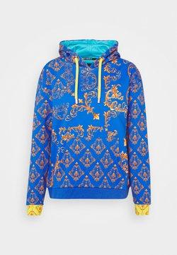 Carlo Colucci - HOODIE - Sweatshirt - blue