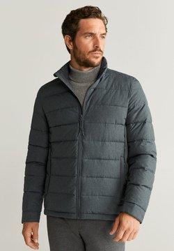 Mango - TARGET - Winterjacke - mottled grey