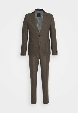 Shelby & Sons - SILVANNUS SUIT SET - Anzug - brown
