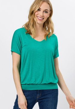 zero - T-Shirt print - emerald green