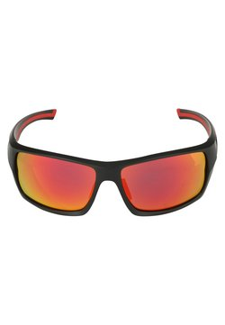 Uvex - SPORTSTYLE 222 - Sportbrille - black mat red