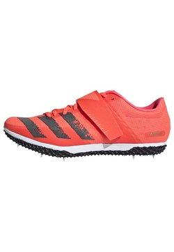 adidas Performance - ADIZERO HIGH JUMP SPIKES - Zapatillas de running neutras - pink