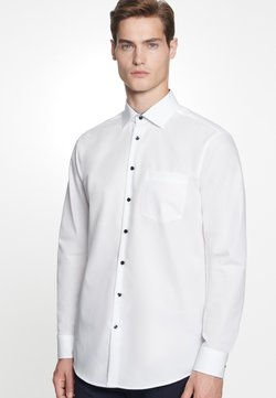 Seidensticker - REGULAR FIT - Businesshemd - white