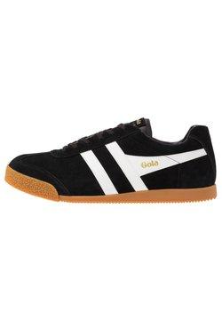 Gola - HARRIER - Sneakers laag - black/white