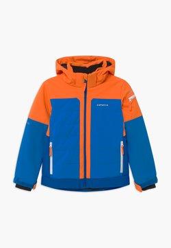 Icepeak - LEVANT UNISEX - Snowboardjacka - orange