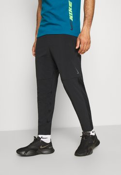 Nike Performance - PANT YOGA - Jogginghose - black/iron grey