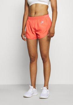 Nike Performance - AIR SHORT - kurze Sporthose - magic ember/pure platinum/silver