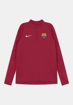 Nike Performance - FC BARCELONA UNISEX - Pelipaita - noble red/pale ivory