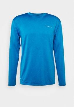 Endurance - MELL TEE - Camiseta de manga larga - directoire blue