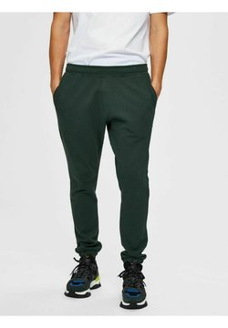 Selected Homme - SLHCREW  - Pantaloni sportivi - sycamore