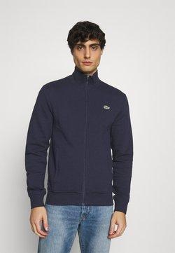 Lacoste - Hoodie met rits - navy blue