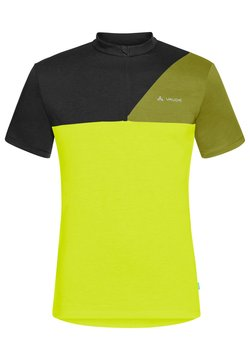 Vaude - TREMALZO IV - T-Shirt print - bright green/black
