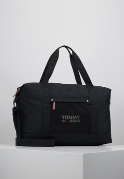 Tommy Jeans - COOL CITY DUFFLE - Sports bag - black