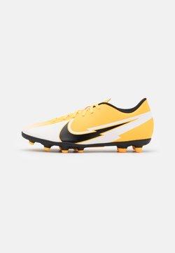 Nike Performance - MERCURIAL VAPOR 13 CLUB FG/MG - Fußballschuh Nocken - laser orange/black/white