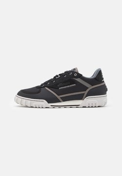 Ellesse - TANKER PEAK - Sneaker low - black/grey/white
