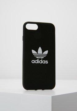 adidas Originals - ADICOLOR MOULDED CASE IPHONE - Kännykkäpussi - core black/white