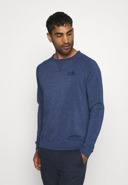 Calvin Klein Golf - COLUMBIA CREW NECK - Sweater - denim marl
