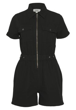 New Look - ARCHWAY PLAYSUIT - Combinaison - black