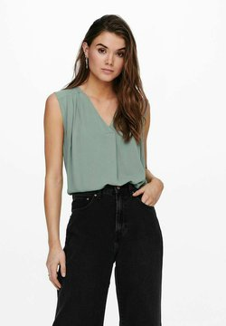 ONLY - Bluse - chinois green