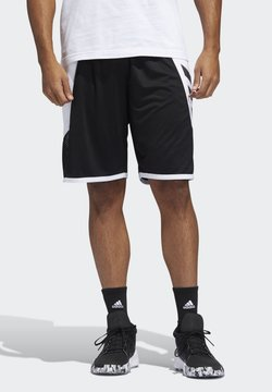 adidas Performance - PRO MADNESS SHORTS - Korte broeken - black