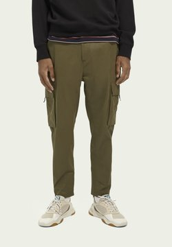 Scotch & Soda - Cargohose - military green