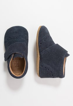 Bisgaard - PETIT HOME SHOE - Chaussons - glitter blue