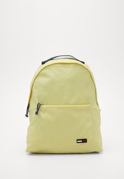 Tommy Jeans - CAMPUS GIRL BACKPACK - Reppu - yellow