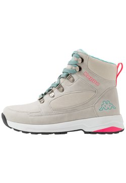 Kappa - SIGBO - Outdoorschoenen - light grey/petrol