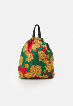 Mini Rodini - PEONIES DRAWSTRING BAG - Ryggsäck - red