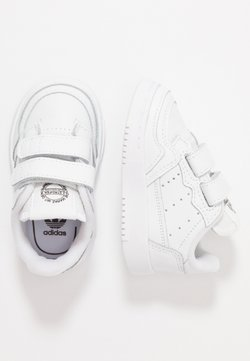 adidas Originals - SUPERCOURT CF - Sneakers laag - footwear white/core black