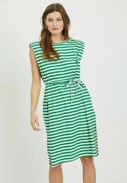 Vila - Jerseykleid - green
