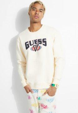 Guess - Sweatshirt - mehrfarbig beige