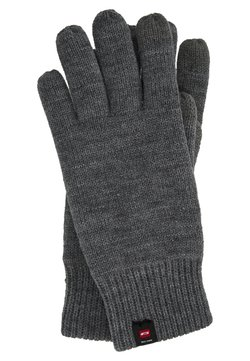 Jack & Jones - JACLEON GLOVES  - Fingerhandschuh - grey melange