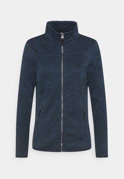 Icepeak - ALTOONA - Fleecejacke - dark blue