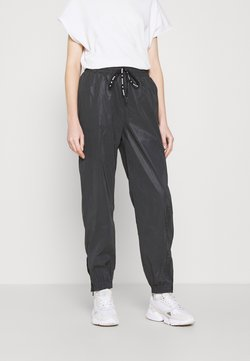 Karl Kani - RETRO REFLECTIVE TRACKPANTS  - Jogginghose - black
