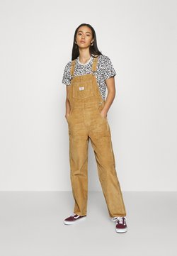 Levi's® - VINTAGE OVERALL - Latzhose - iced coffee warm