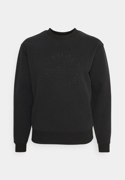 Forever New - SLOAN SLOGAN L'AMOUR - Sweater - black