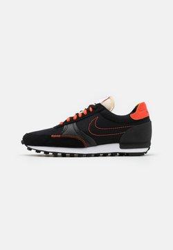Nike Sportswear - DBREAK TYPE SE GEL UNISEX - Sneakers laag - black/team orange