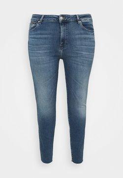Tommy Jeans Curve - SYLVIA - Jeans Skinny Fit - dark blue
