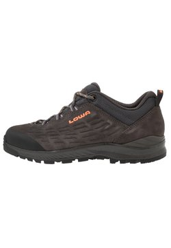 Lowa - LOWA® EXPLORER - Hikingschuh - anthrazit/koralle