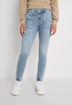 American Eagle - SUPER SOFT JEGGING JOGGER - Jeans fuselé - skyline blue