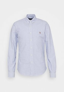 Polo Ralph Lauren - LONG SLEEVE SHIRT - Skjorta - blue/white