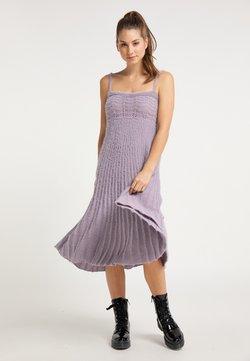 myMo - Vestido de punto - flieder