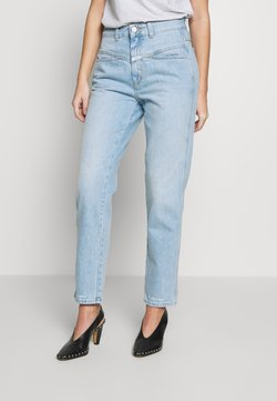 CLOSED - PEDAL PUSHER - Jeans baggy - light blue