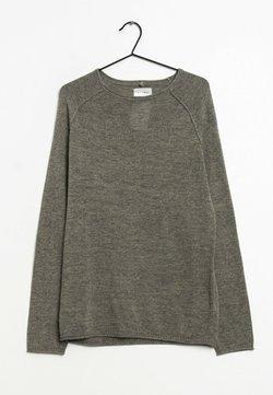 Blend - Trui - grey