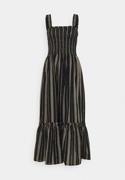 b.young - BYILSAK DRESS - Vestido informal - black mix
