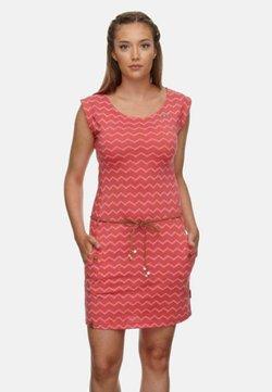 Ragwear - Etuikleid - pink